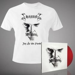"Shining - Fiende - 10"" coloured vinyl + T-shirt bundle"