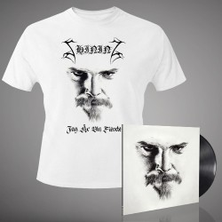 "Shining - Fiende - 10"" vinyl + T-shirt bundle (Men)"