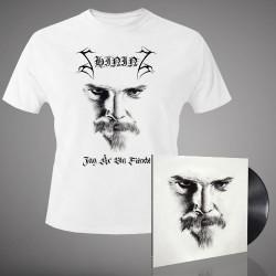 "Shining - Fiende - 10"" vinyl + T-shirt bundle"