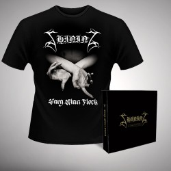 Shining - X - Varg Utan Flock - Digibox + T Shirt bundle