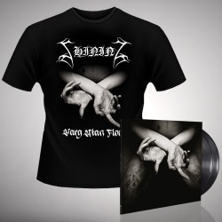 Shining - X - Varg Utan Flock - Double LP gatefold + T-shirt bundle