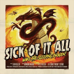 Sick Of It All - Wake The Sleeping Dragon! - CD BOX