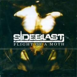 Sideblast - Flight of a moth - CD