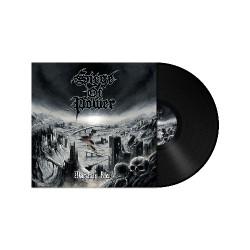 Siege Of Power - Warning Blast - LP
