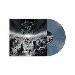Siege Of Power - Warning Blast - LP COLOURED