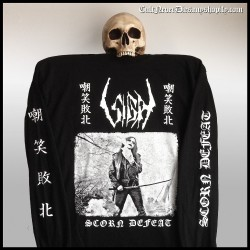 Sigh - Scorn Defeat (Samurai) - LONG SLEEVE (Men)