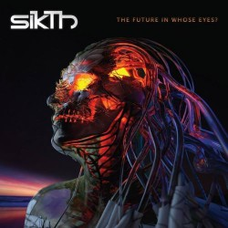 SikTh - The Future In Whose Eyes? - CD DIGIPAK
