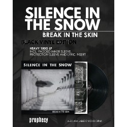 Silence In The Snow - Break In The Skin - LP Gatefold
