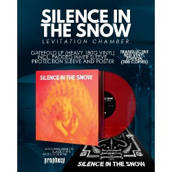 Silence In The Snow - Levitation Chamber - LP Gatefold Coloured