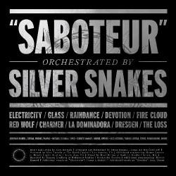Silver Snakes - Saboteur - CD DIGISLEEVE