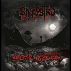 Siniestro - Arctic Blood - CD EP DIGIPAK
