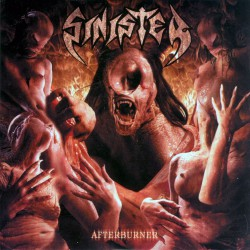 Sinister - Afterburner - CD DIGIPAK