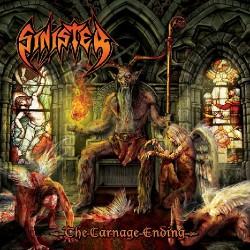 Sinister - The Carnage Ending - CD