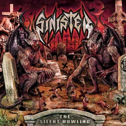 Sinister - The Silent Howling - CD DIGIPAK