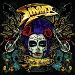Sinner - Tequila Suicide - CD DIGIPAK