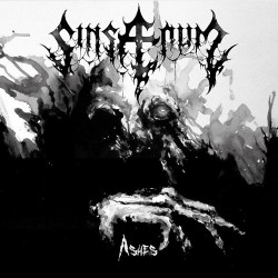 Sinsaenum - Ashes - CD EP DIGIPAK
