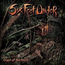 Six Feet Under - Crypt Of The Devil - CD DIGIPAK