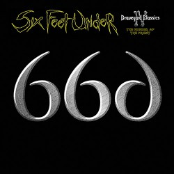 Six Feet Under - Graveyard Classics IV - The Number Of The Priest - CD DIGISLEEVE