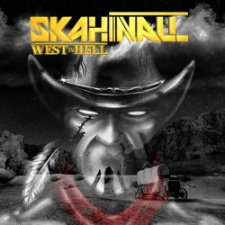 Skahinall - West In Hell - CD