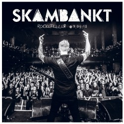 Skambankt - Rockefeller 09.03.18 - LP COLOURED
