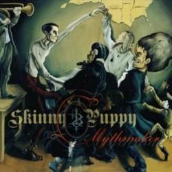 Skinny Puppy - Mythmaker - CD DIGIPAK SLIPCASE