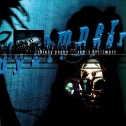 Skinny Puppy - Remix dys temper - CD