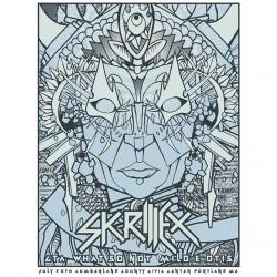 Skrillex - Skrillex - Silkscreen