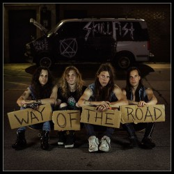 Skull Fist - Way Of The Road - LP Gatefold