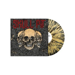 Skull Pit - Skull Pit - LP COLOURED