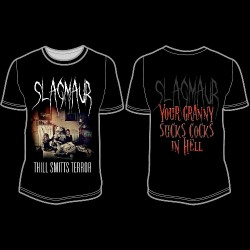 Slagmaur - Thill Smitts Terror - T-shirt (Men)
