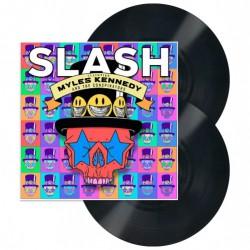 Slash - Living The Dream - DOUBLE LP Gatefold