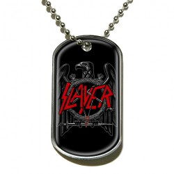 Slayer - Black Eagle - Dog Tag