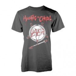 Slayer - Haunting The Chapel - T-shirt (Men)