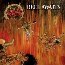 Slayer - Hell Awaits - CD DIGIPAK