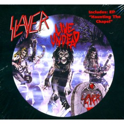 Slayer - Live Undead / Haunting the Chapel - CD DIGIPAK