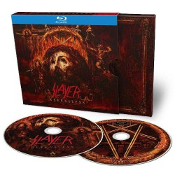 Slayer - Repentless - CD + BLU-RAY Digipak slipcase