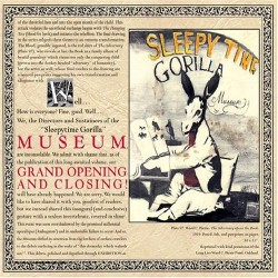 Sleepytime Gorilla Museum - Grand Opening And Closing! - DOUBLE LP Gatefold