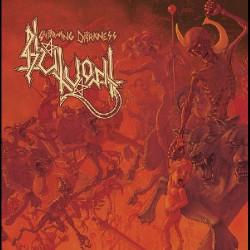 Slutvomit - Swarming Darkness - LP Gatefold