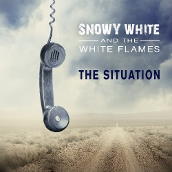 Snowy White And The White Flames - The Situation - CD