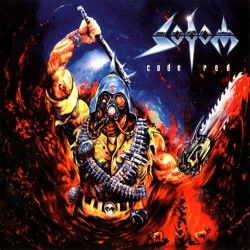 Sodom - Code Red - CD