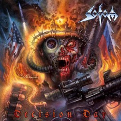 Sodom - Decision Day - CD DIGIPAK