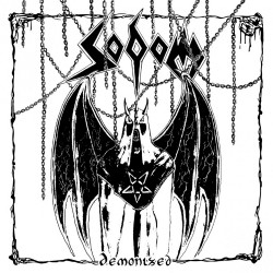 Sodom - Demonized - LP Gatefold Coloured