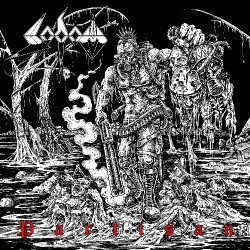 Sodom - Partisan - CD EP DIGIPAK