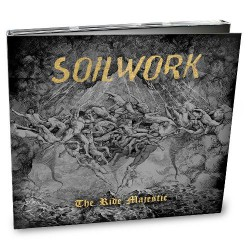 Soilwork - The Ride Majestic - CD DIGIPAK