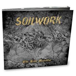 Soilwork - The Ride Majestic - CD DIGIPACK