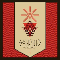 Solefald - World Metal. Kosmopolis Sud. - CD DIGIPAK