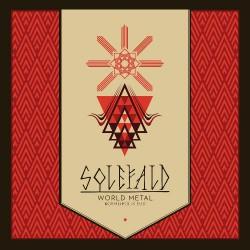 Solefald - World Metal. Kosmopolis Sud. - DOUBLE LP Gatefold