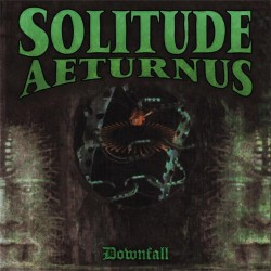 Solitude Aeturnus - Downfall - CD