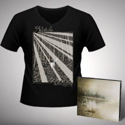 Solstafir - Berdreyminn - CD DIGIPAK + T-shirt V-neck bundle (Men)
