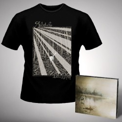 Solstafir - Berdreyminn - CD DIGIPAK + T-shirt bundle (Men)